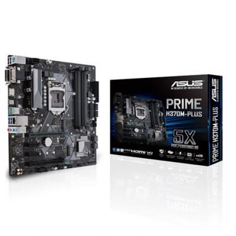 ASUS 1151 PRIME H370M-PLUS M-ATX