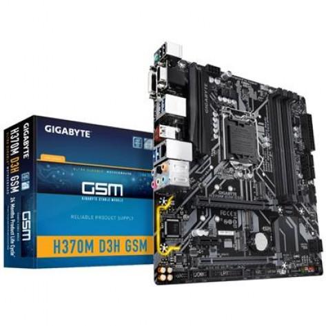 GIGABYTE 1151 H370M D3H GSM M-ATX