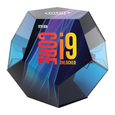 Intel Core i9-9900K Eight Core