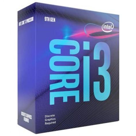 INTEL CORE I3-9100F 1151 RETAIL