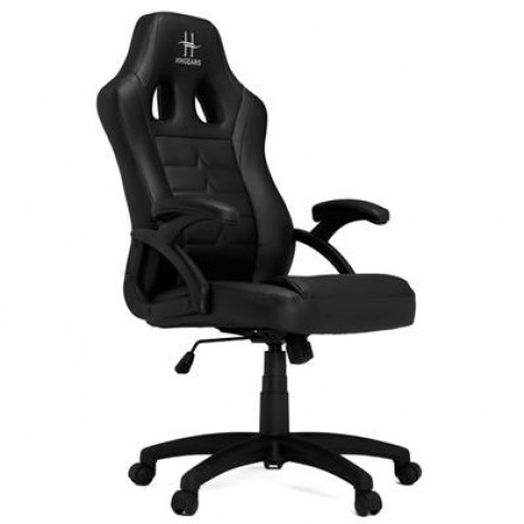 HHGEARS SM-115 GAMING CHAIR BLACK