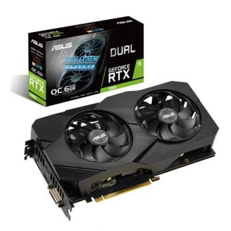 ASUS RTX 2060 6GB DUAL EVO OC