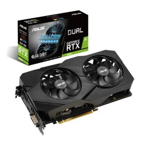 ASUS RTX 2060 6GB DUAL EVO