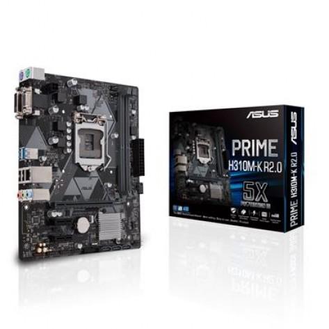 ASUS 1151 PRIME H310M-K R2.0 M-ATX
