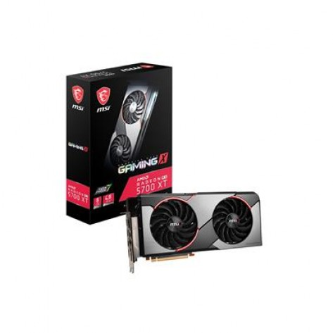 MSI RX 5700 XT 8GB GAMING X