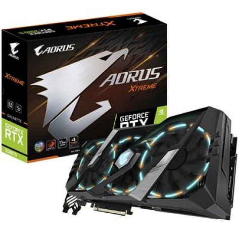 AORUS RTX 2080 TI XTREME 11G