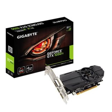 GIGABYTE GTX 1050 TI OC W/LP