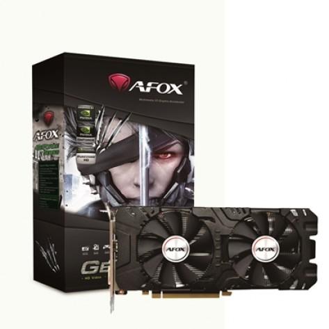 AFOX GeForce GTX1660TI 6GB 192Bit GDDR6 ATX Dual Fan Graphics Card