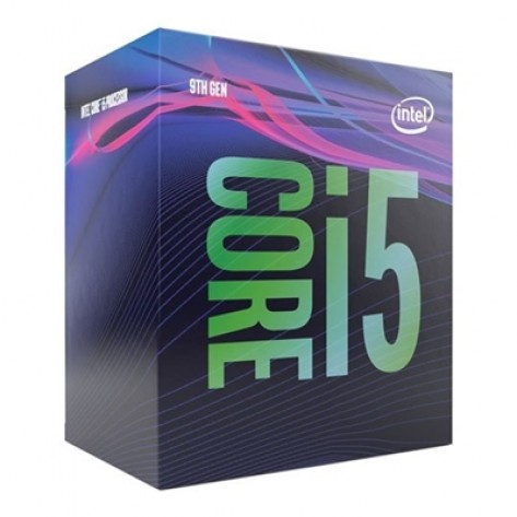 Intel i5 9500 Coffee Lake Refresh Six Core 3.0GHz 1151 Socket Processor with Active Fan Air Cooler