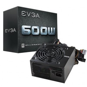 600WATT 80+ BRONZE POWER SUPPLY
