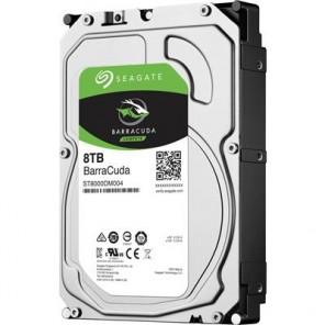 SEAGATE 3.5 8TB SATA3 HDD BARRACUDA 7200RPM