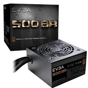 EVGA 500W BRONZE STANDARD BR