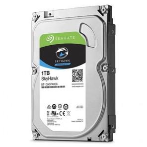 SEAGATE 3.5 1TB SATA3 HDD SKYHAWK