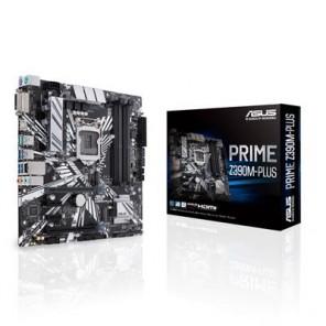 ASUS 1151 PRIME Z390M-PLUS M-ATX