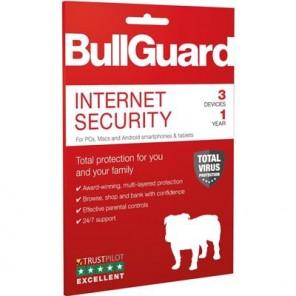 BULLGUARD BG1912 INTERNET 2019 1Y/3D