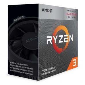 AMD RYZEN 3 3200G AM4 RET WRAITH STEALTH