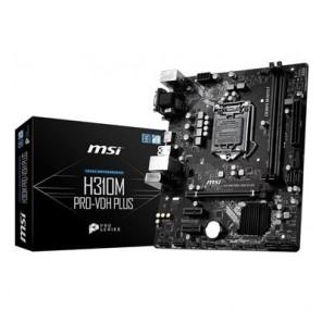MSI 1151 H310M PRO-VDH PLUS M-ATX