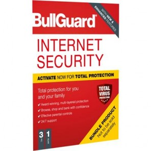 BULLGUARD BG2006 INTERNET 2020 1Y/3WIN