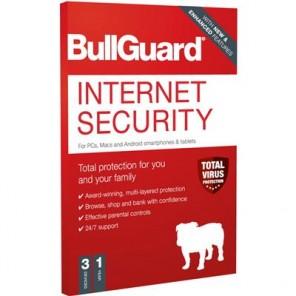 BULLGUARD BG2012 INTERNET 2020 1Y/3DEV