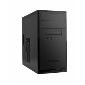 Antec NSK3100 Micro Tower 2 x USB 3.0 Black Case