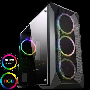 NV BLAST RAGE / AMD RYZEN 3400G, 8GB DDR4, NVIDIA 1650GTX, 480GB SSD