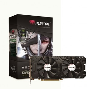 AFOX GeForce GTX1660TI 6GB 192Bit GDDR6 ATX Dual Fan Graphics Card