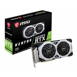MSI GeForce RTX 2070 SUPER VENTUS OC 8GB Twin Fan Graphics Card