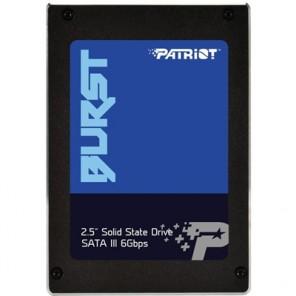 "Patriot Burst 240GB 2.5"" SATA III SSD"