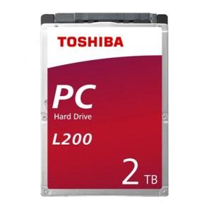 "Toshiba L200 Laptop PC 2TB 2.5"" Internal Hard Drive"