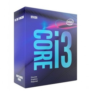Intel Core i3 9100 9th Gen Desktop Processor/CPU Retail