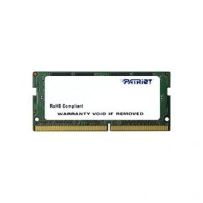Patriot Signature Line 4GB No Heatsink (1 x 4GB) DDR4 2400MHz SODIMM Laptop Memory