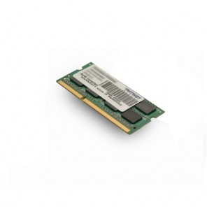 Patriot Signature Line 4GB No Heatsink (1 x 4GB) DDR3 1600MHz SODIMM Laptop Memory