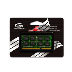 Team Elite 4GB No Heatsink (1 x 4GB) DDR3 1333MHz SODIMM Laptop Memory