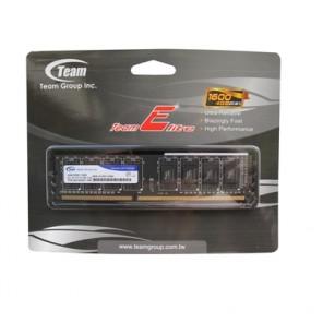 Team Elite 4GB No Heatsink (1 x 4GB) DDR3 1600MHz DIMM System Memory