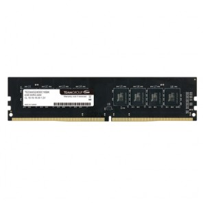 Team Elite 4GB No Heatsink (1 x 4GB) DDR4 2400MHz DIMM System Memory