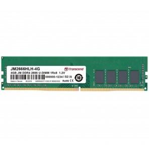 Transcend 4GB (1 x 4GB) DDR4 2666MHz DIMM System Memory
